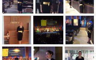 Agence d'hôtes et d'hôtesses d'accueil Remise de prix à l'UNESCO