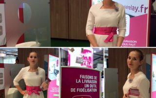 Agence hotesse paris salon e-commerce
