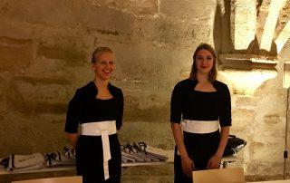 Agence d'hôtesses à Paris