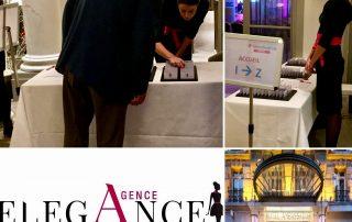 Agence d'hôtesses à Paris Elegance hôtesses