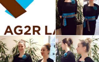 Agence d'hôtesses Agence ELEGANCE Hôtesses pour AG2R