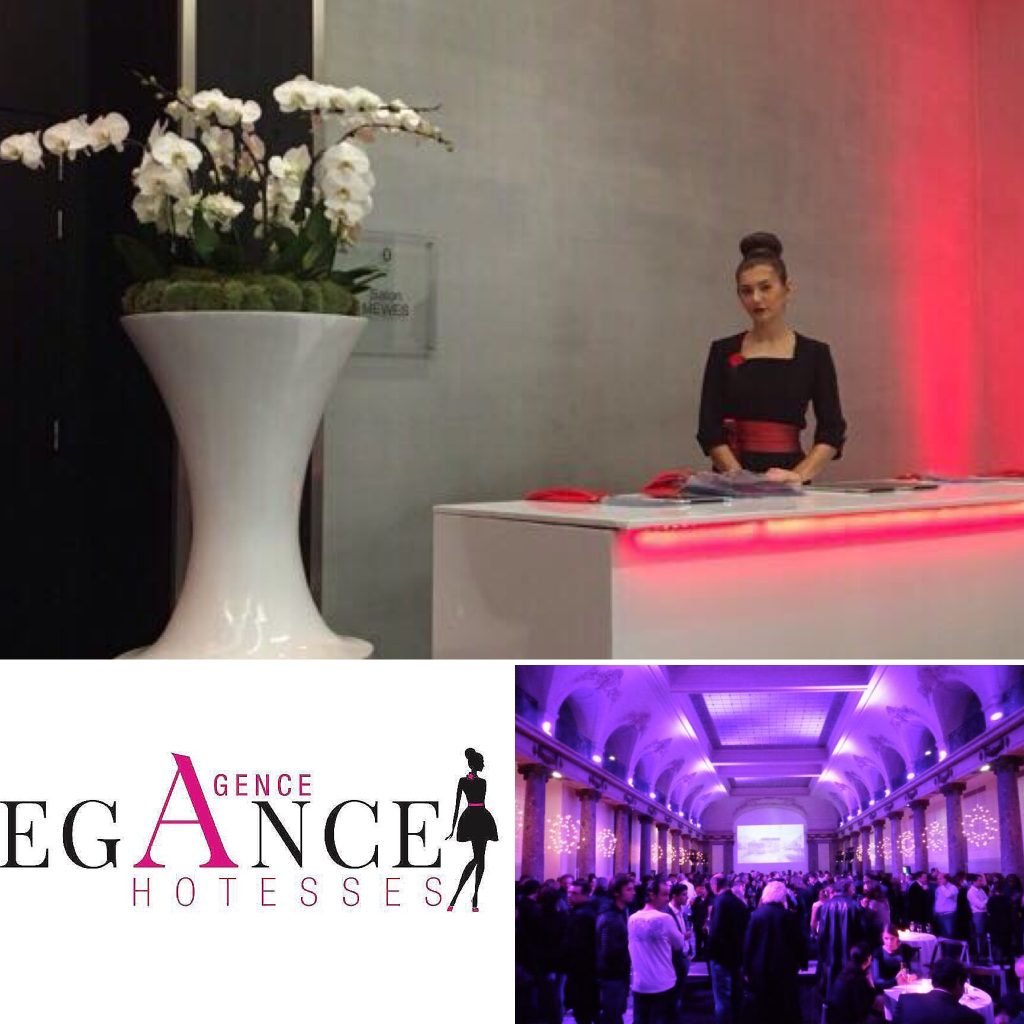 Agence d 39 hotesses d 39 accueil paris agence elegance h tesses for Salon evenementiel paris