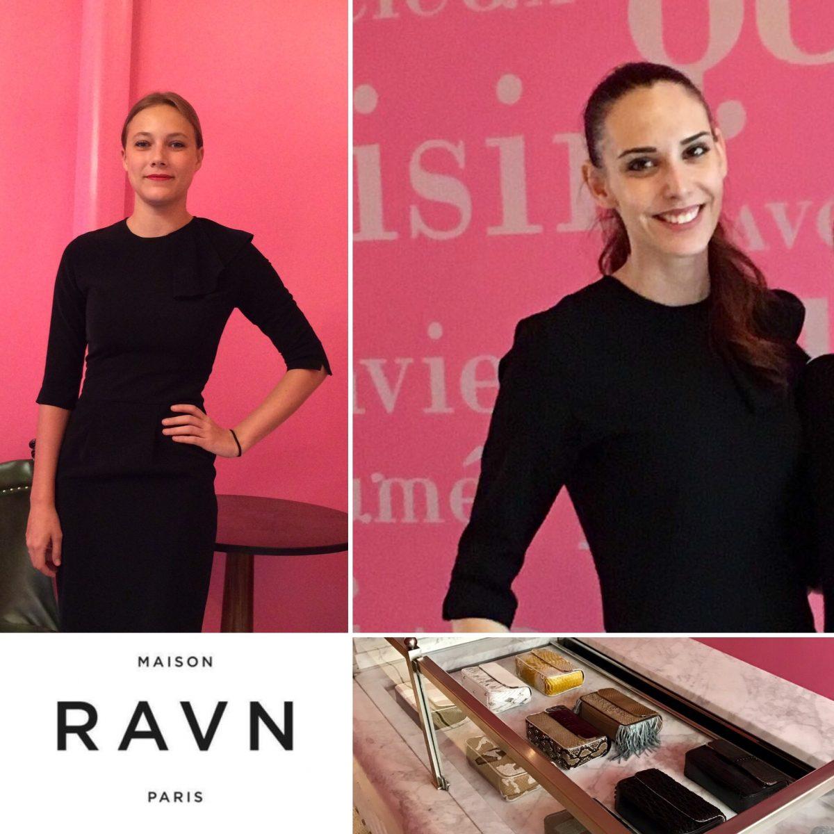 Agence d'hôtesses d'accueil Paris pour la maison RAVN