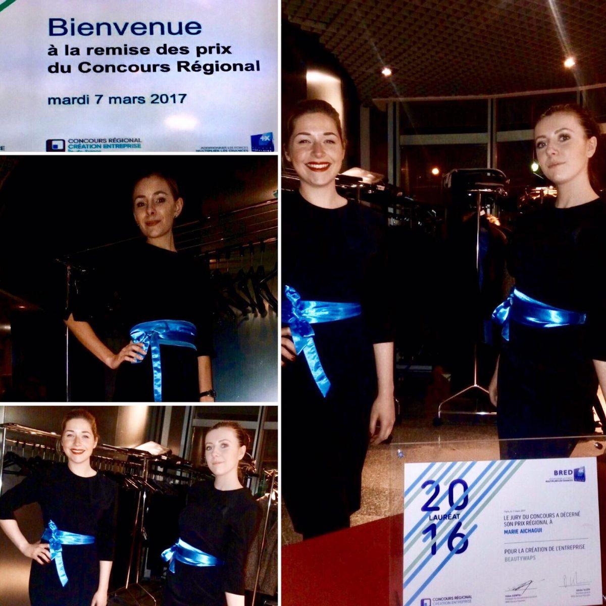 Agence d'hotesse d'accueil parisAgence d'hôtesses Agence Elegance hôtesse pour la banque populaire rives de paris