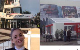 agence d'hotesse cannes palais des festivals MIPTV Cannes