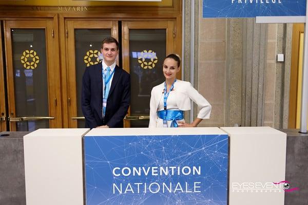 agence d'hôtes et d'hôtesses d'accueil Paris Accueil Convention