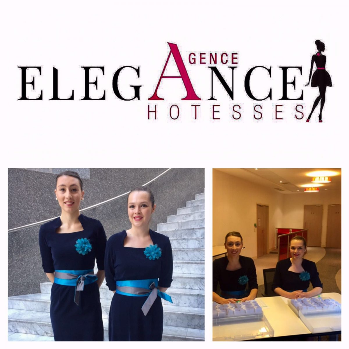Agence hotesse Paris Presentation presse Ag2r