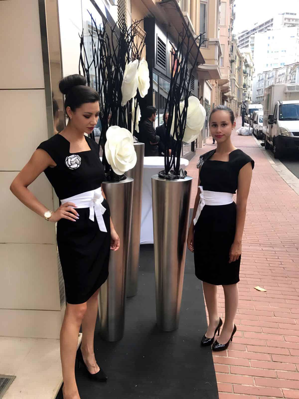 Agence d'hôtes et d'hôtesses d'accueil en événementiel