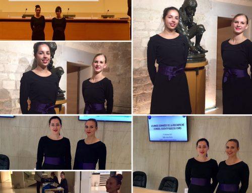 Agence d'hôtesses d'accueil Paris :  Elegance Hôtesses Accueil Convention au CNRS