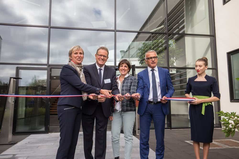 Agence d'hôtesses à Rouen 76 Normandie Inauguration